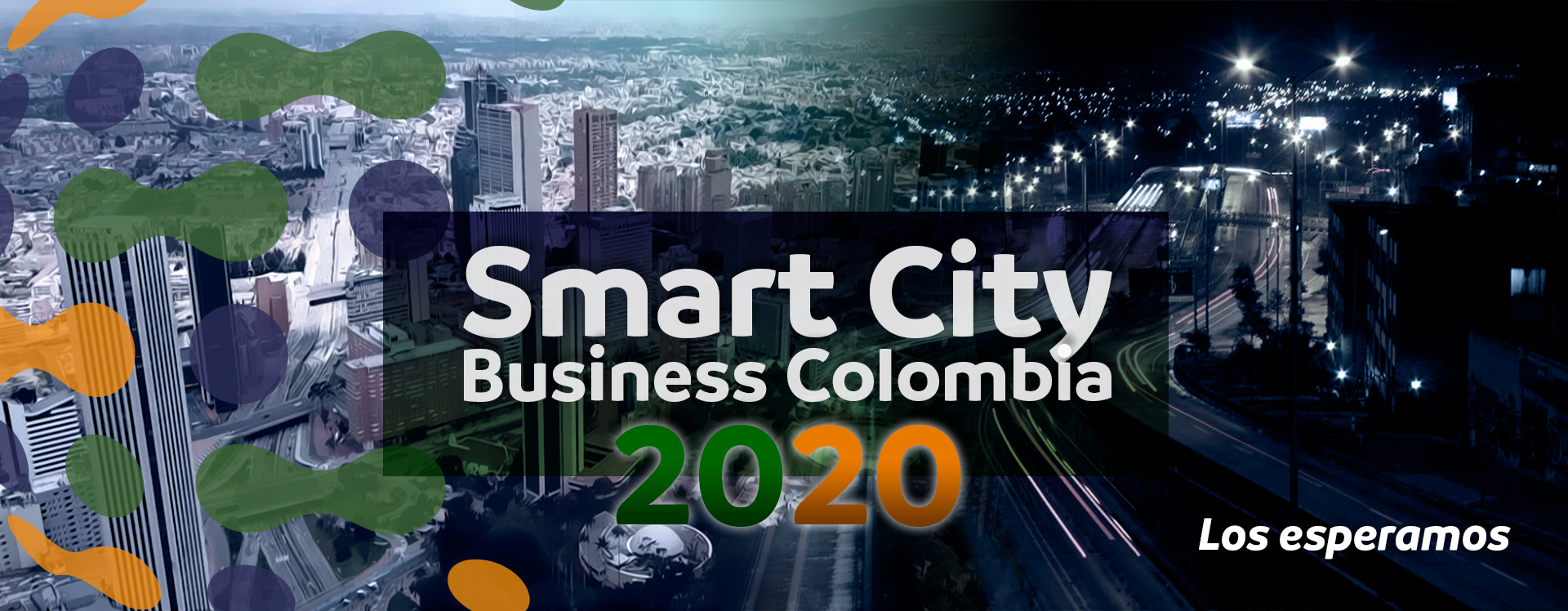 Smart City Business Colombia 2020